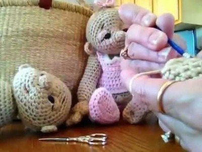 Toes for So Cute Baby Crochet Pattern