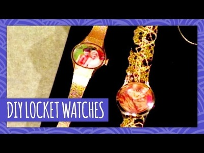 DIY Locket Watches - Throwback Thursday - HGTV Handmade