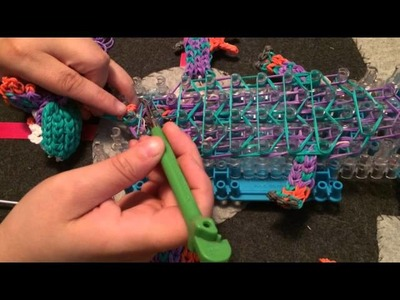 Hobblegrunt pt 5 Body RAINBOW LOOM