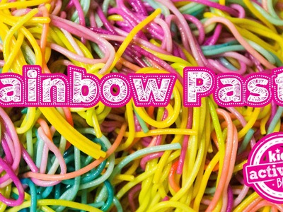 How To Make Rainbow Pasta