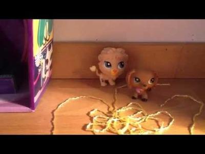 How to make Rapunzel hair