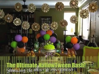 How to throw an Ultimate Halloween Bash