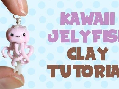 Kawaii Jellyfish | Clay Tutorial