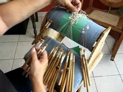 Madejas Bobbin Lace Making no.1