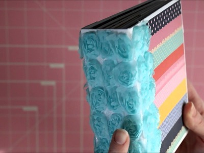 Mini Album using Dear lizzy Lucky Charm Paper