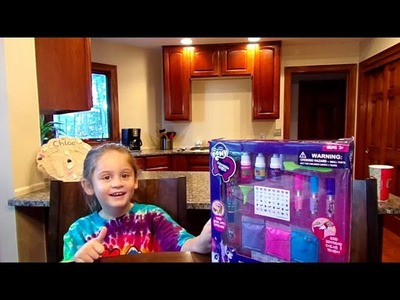 My Little Pony Equestria Girls DIY Lipgloss Set-Chloe's Toy Time
