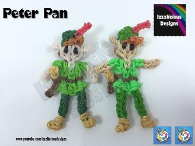 Rainbow Loom Peter Pan Action Figure Doll Charm