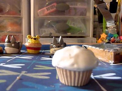 Scribble Cupcake Tutorial
