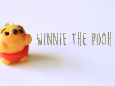 Winnie the Pooh; Polymer Clay Charm Tutorial