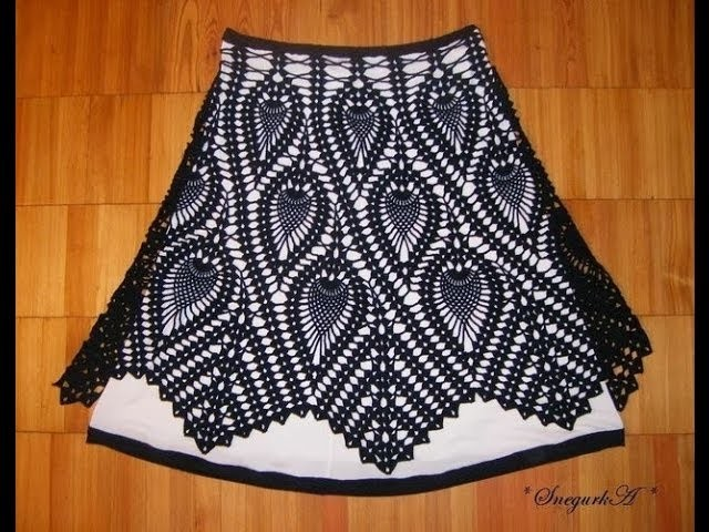 (5) Lace Crochet Clothes Dress Models Patterns Designs New Fashion