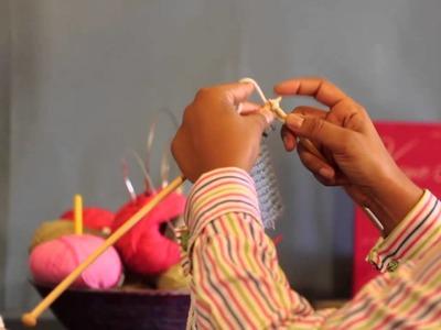 Advanced Knitting: Picot Edges