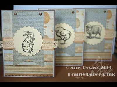 AmyR's 2013 Spring Cards - Cards 8, 9 & 10
