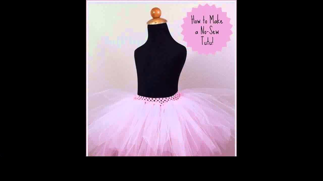 Crochet tutu dress tutorial