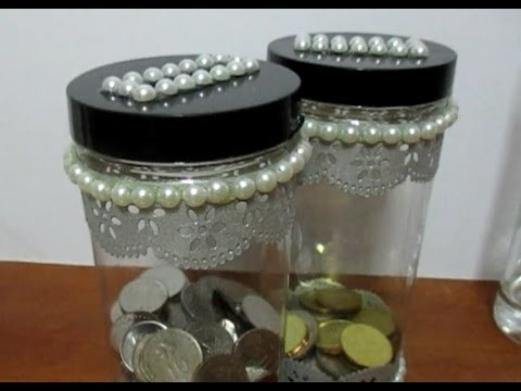DIY : #70 Plastic Bottle Bank ♥