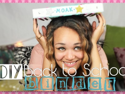 DIY Back to School: Binder Video