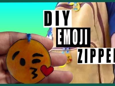 DIY EMOJI ZIPPERS | ROVELL