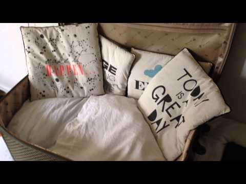 DIY: How to make an easy cute dog bed