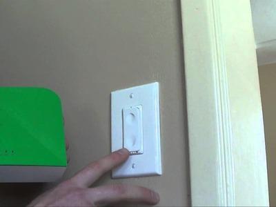 Home Automation setup with the Vera Lite Zwave