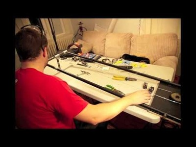 How to make a motorized dolly for time-lapse and film