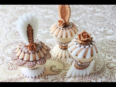 How to Make Cast Sugar Containers
