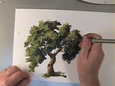How to Paint Trees *preview*
