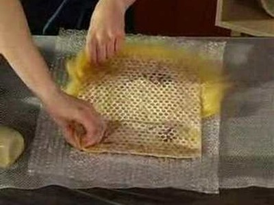 Kurs filcowania na mokro - torebka Wet felting course