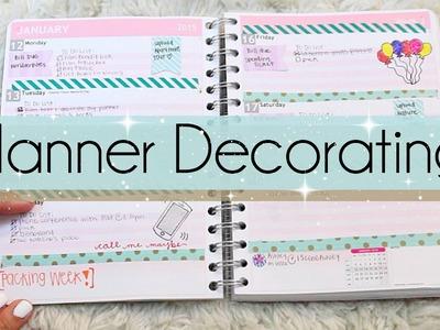 Planner Decorating For Beginners | JaaackJack