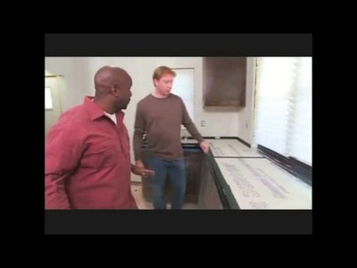 Z Counterform Concrete Countertops on the DIY Network