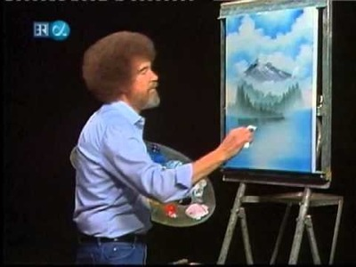 Bob Ross - Mystic Mountain - The Joy of Painting (Season 20 Episode 1)