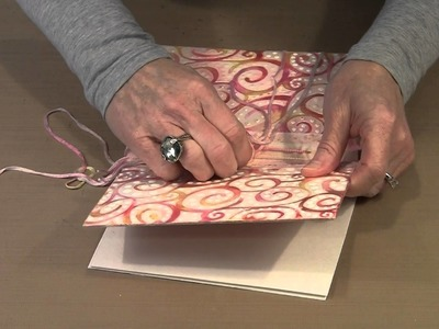 Books Two Ways: Japanese Stab Binding & Sewn Signatures by Joggles.com