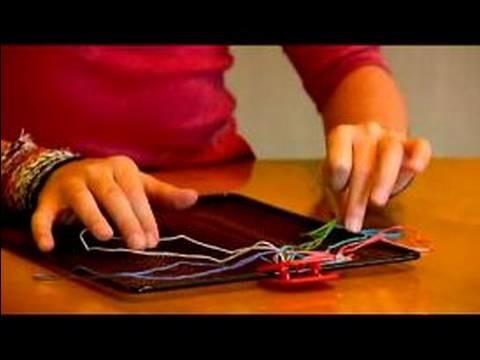 Crafting Ideas for Kids : Homemade Bracelets: Crafts for Kids