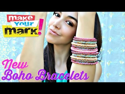 How to: New Boho Bracelets