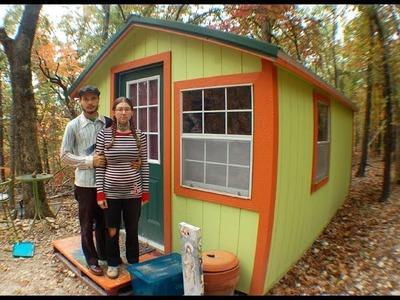 Our Ozark Tiny House $3,000 - 150 sqft & No PLUMBING