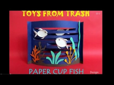 PAPER CUP FISH - ENGLISH - 20MB