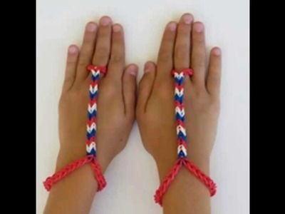 Rainbow Loom Rubber Band Refill - Creations