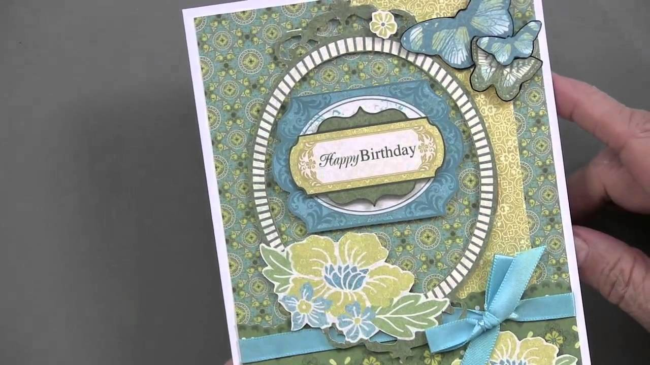 2 NEW Artful Card Kits - Paper Wishes Weekly Webisodes