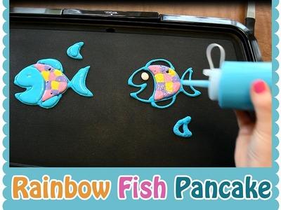 Art Pancake Rainbow Fish by Jenni Price