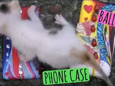 DIY Balloon Phone Case!