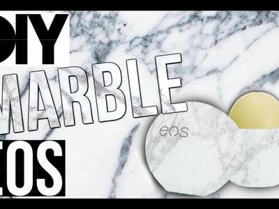 DIY EOS! DIY Marble EOS Lipbalm!