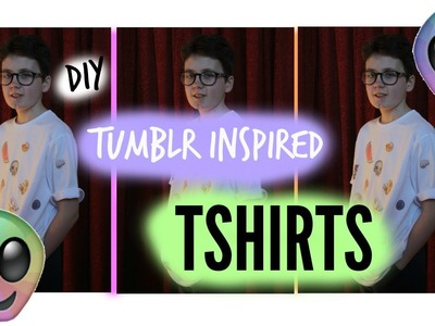 Diy Tumblr inspired T-shirts | life as Lonan