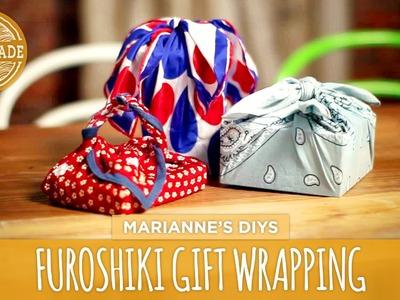 Furoshiki Gift Wrapping - HGTV Handmade