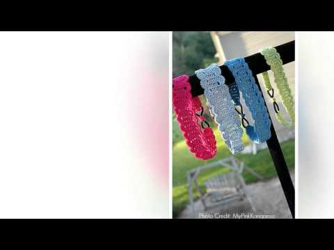 How to crochet a scarf with eyelash yarn