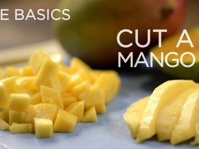 How to Cut a Mango - The Basics