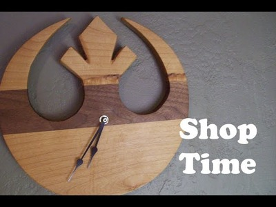 How To Make A Star Wars Wall Clock