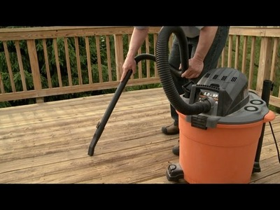 How To Prep A Deck For Resurfacing