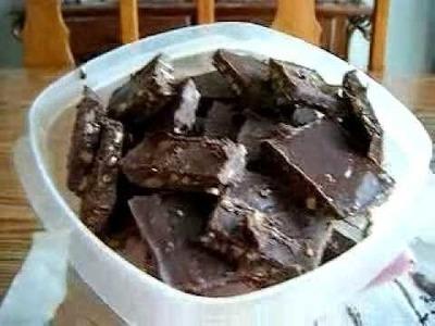 Raw Fudge Recipe