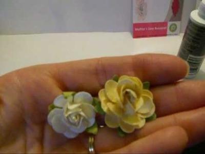 Tiny Prima Flowers with your Gyspy