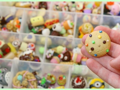 Updated Polymer Clay Charm Collection