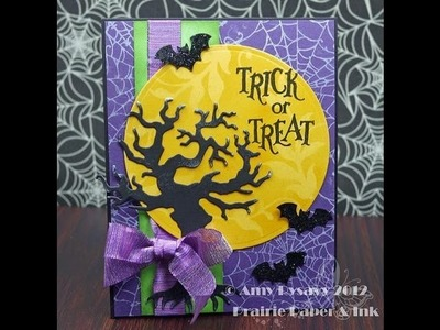 AmyR's 2012 Halloween Series - Card 7