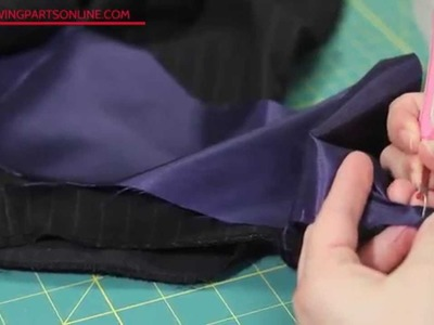 Beginner's Guide To Sewing (Episode 15): Alterations Part 2 Lengthen a Hem